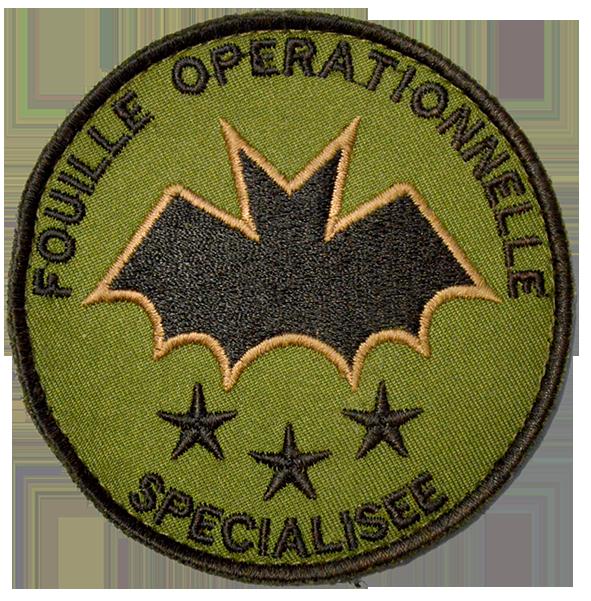 Unité fouille opérationnelle spécialisée