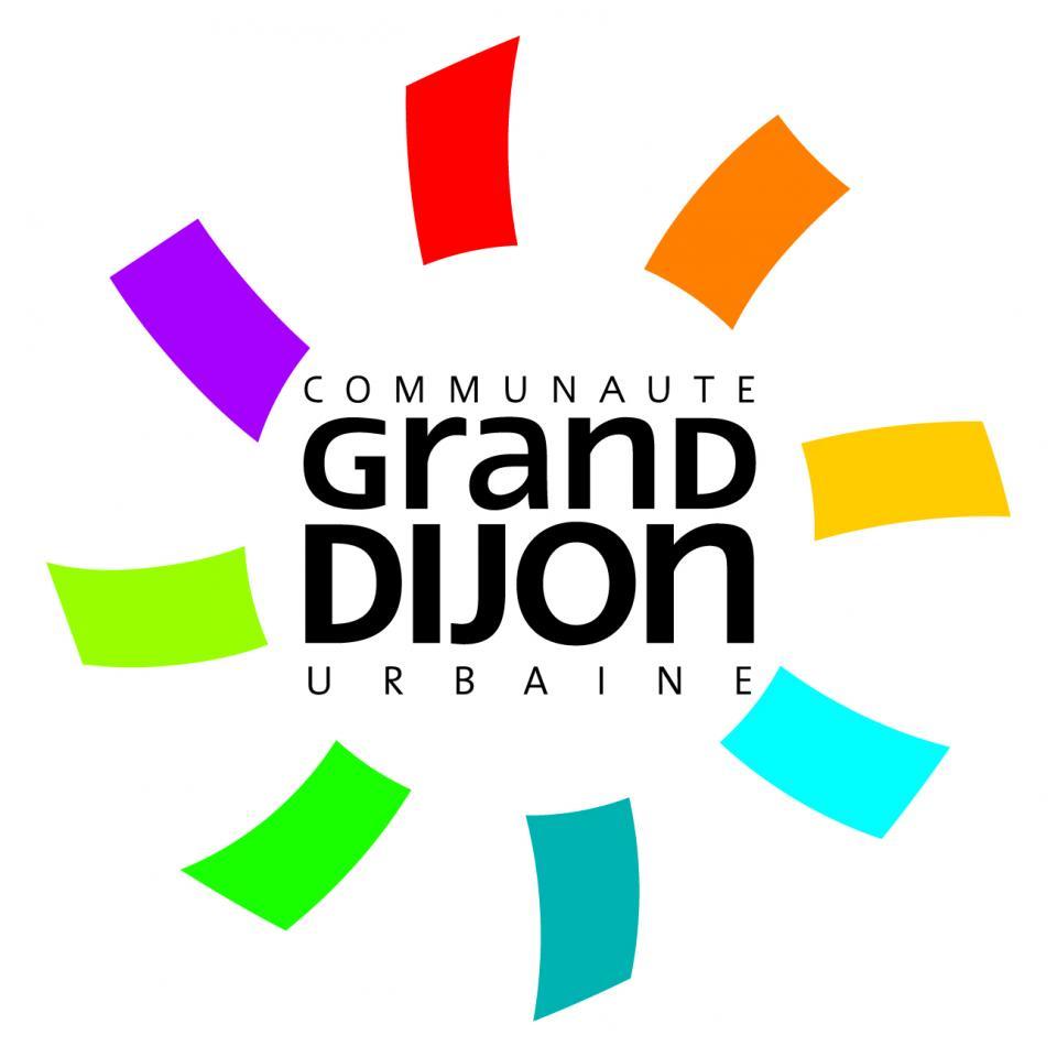 Logo Grand Dijon Communaute urbaine