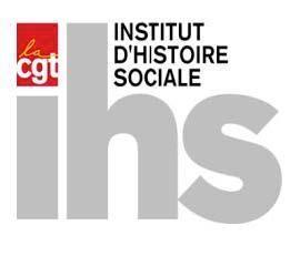Logo Institut d'histoire sociale - CGT