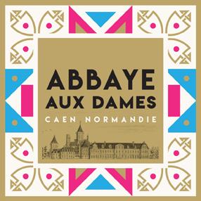 Logo Abbaye aux Dames, Caen