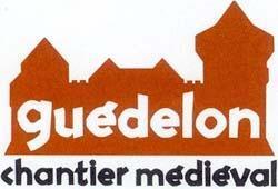 Logo chantier médiéval de Guédelon