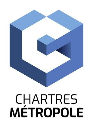 Logo Chartres Métropole