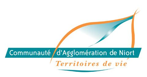 Logo Communauté d'Agglomération de Niort
