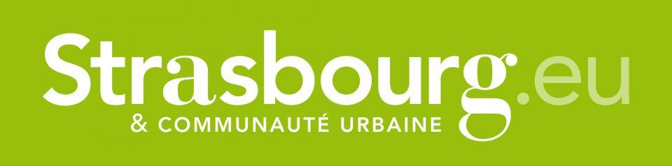 Logo strasbourg Communauté urbaine (CU)