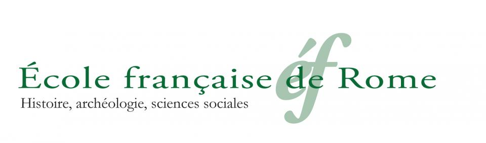 Logo école française de Rome