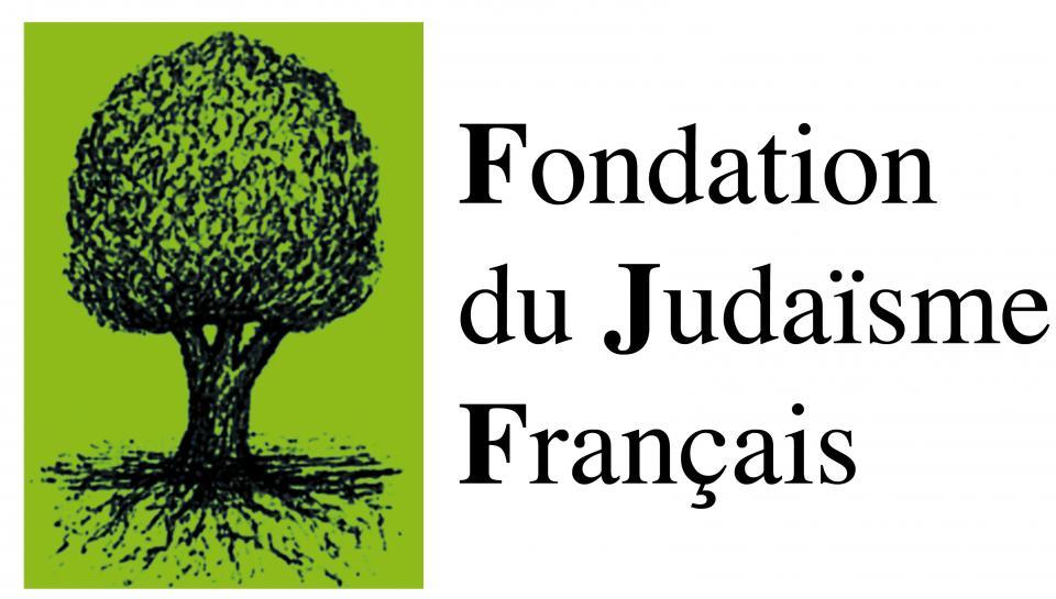 Logo Fondation du Judaïsme Français FJF