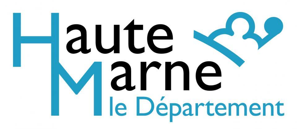 Logo CD52 Haute-Marne