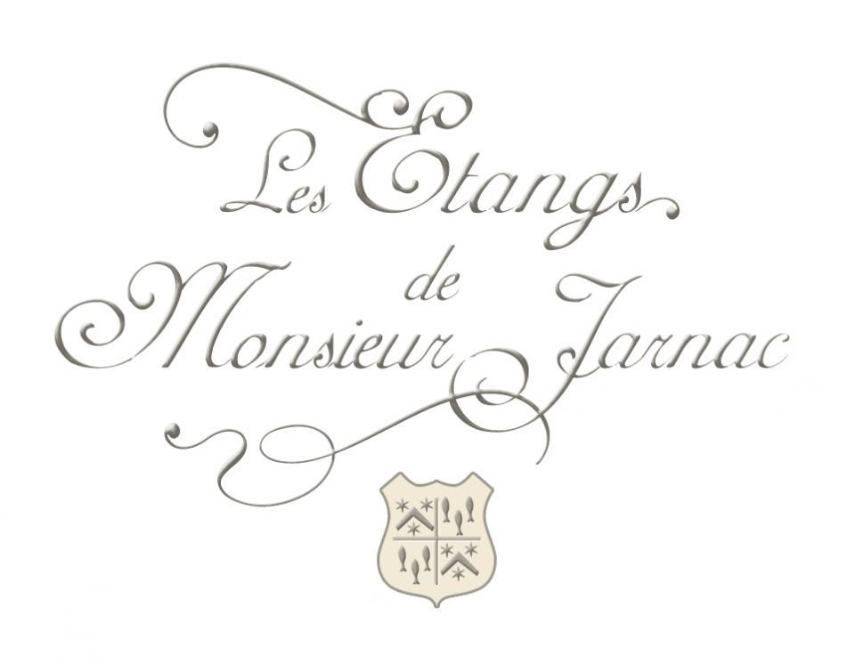 Logo les étangs de Monsieur Jarnac