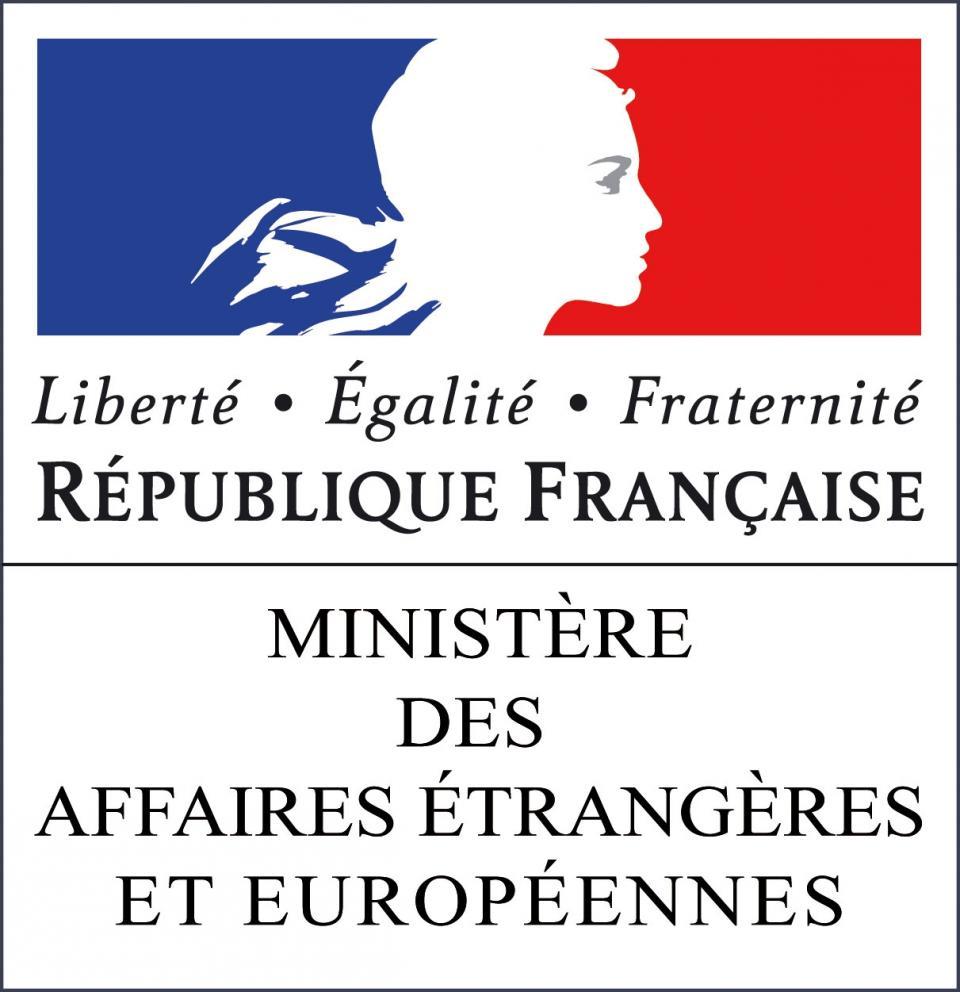 Logo Ministère des Affaires Étrangères et Européennes (MAE)