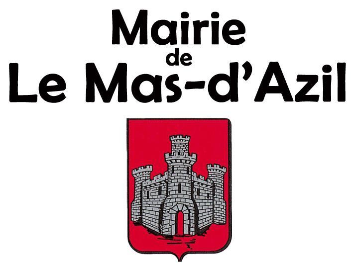 Logo Mairie de Le Mas-d'Azil