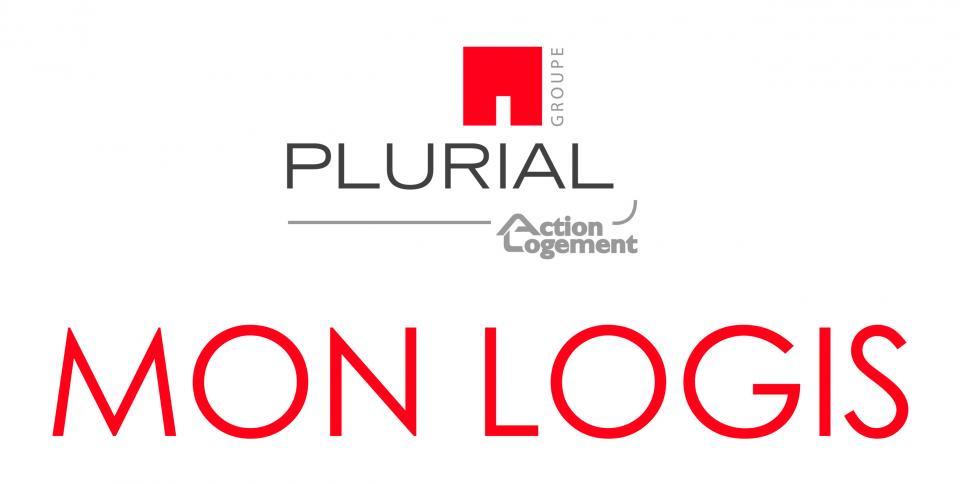 Logo plurial mon logis