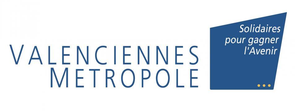 Logo Valenciennes métropole