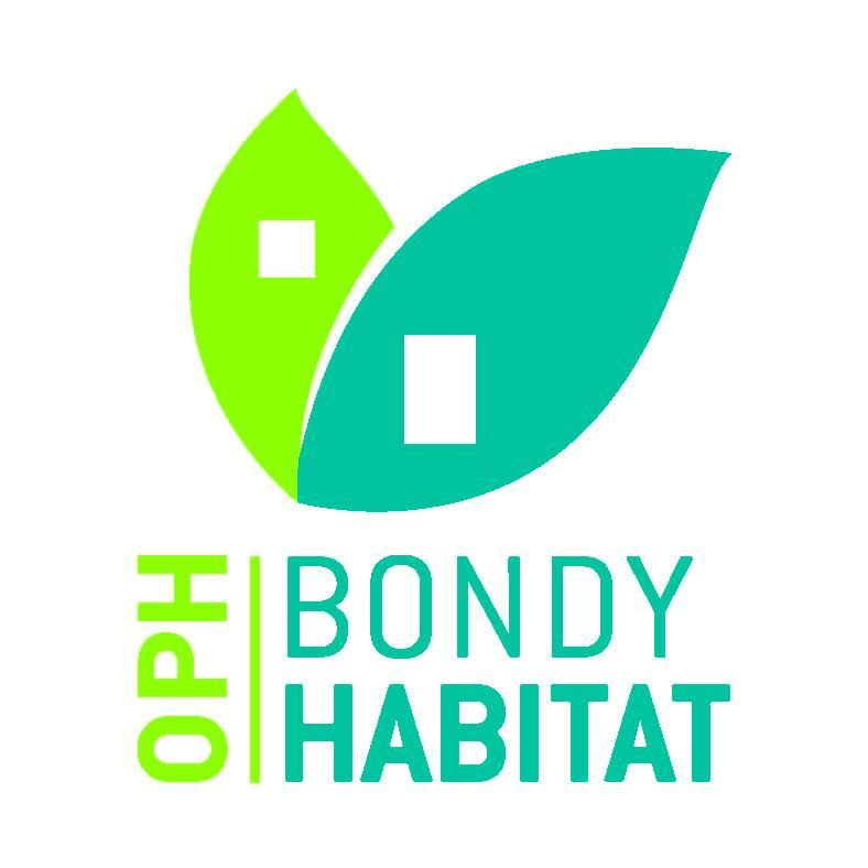 Logo OPH Bondy Habitat