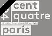 Logo CENTQUATRE