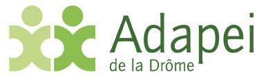 Logo Adapei de la Drôme