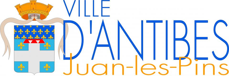 Logo Ville d'Antibes Juan-les-Pins