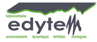 UMR 5204 EDYTEM logo