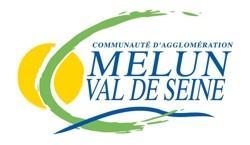logo melun val de seine