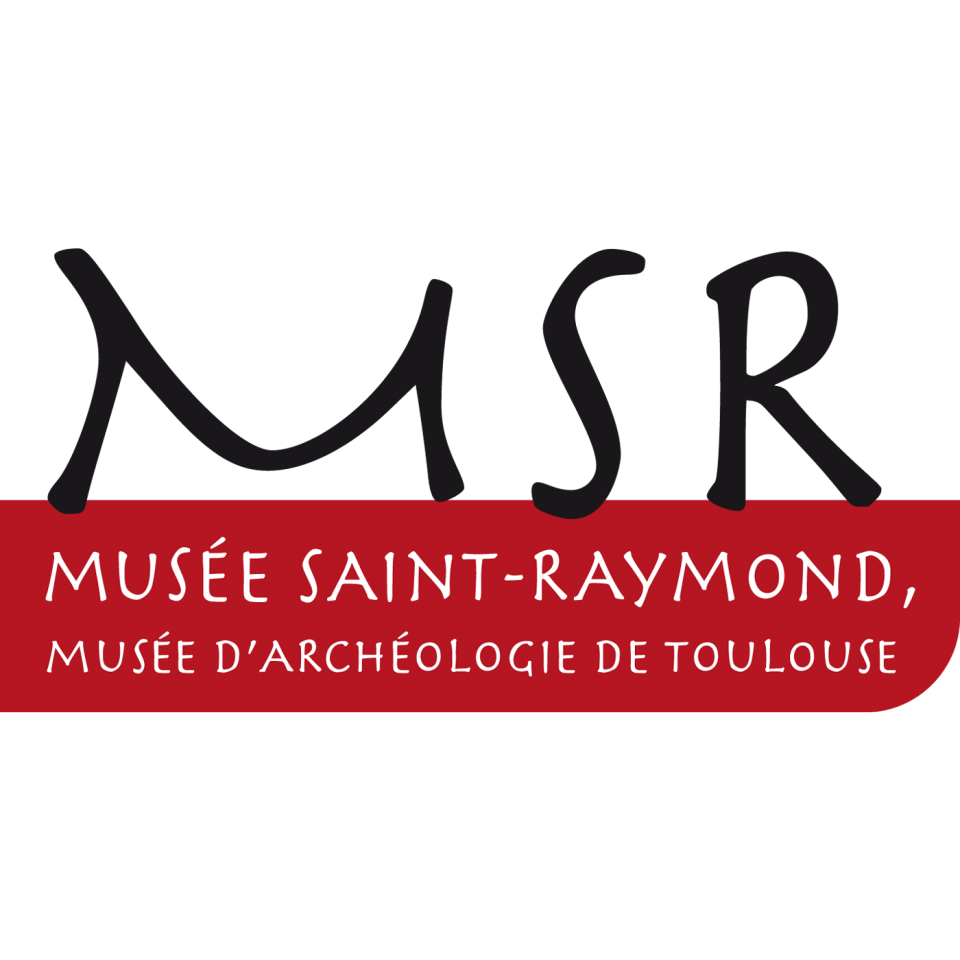 Logo Musée Saint-Raymond Toulouse