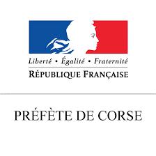 Logo préfecture de Corse