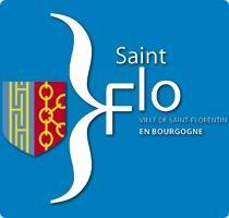 Logo saintflo ville de Saint-Florentin