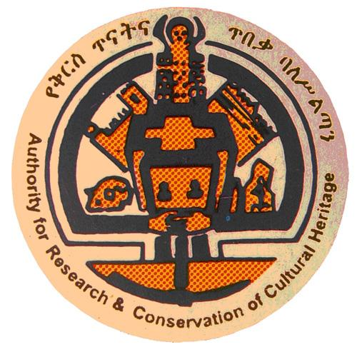 Logo Autorithy for Research and Conservation of Cultural Heritage ARCCH