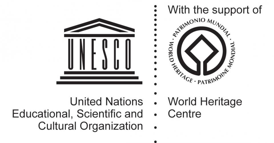 Logo Unseco - World Heritage Centre