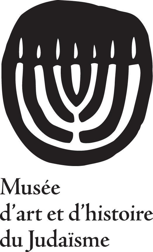 Logo Musée d'art et d'histoire du Judaïsme MAHJ