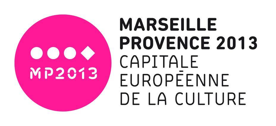 Logo Marseille-Provence 2013, capitale européenne de la culture