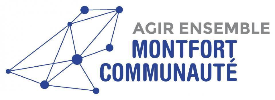 Logo Montfort Communaute