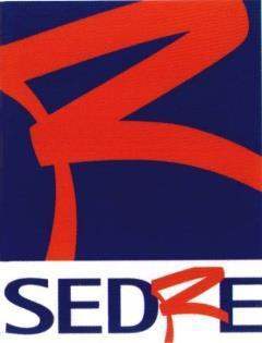 Logo La Sedre La Société d'Equipement du Département de la Réunion