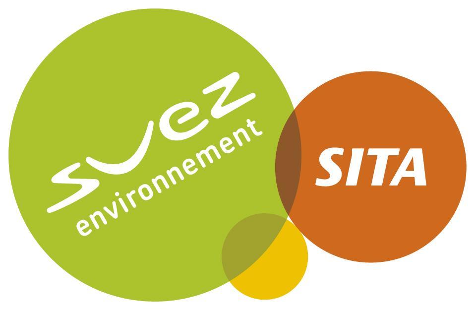 Logo Suez environnement SITA