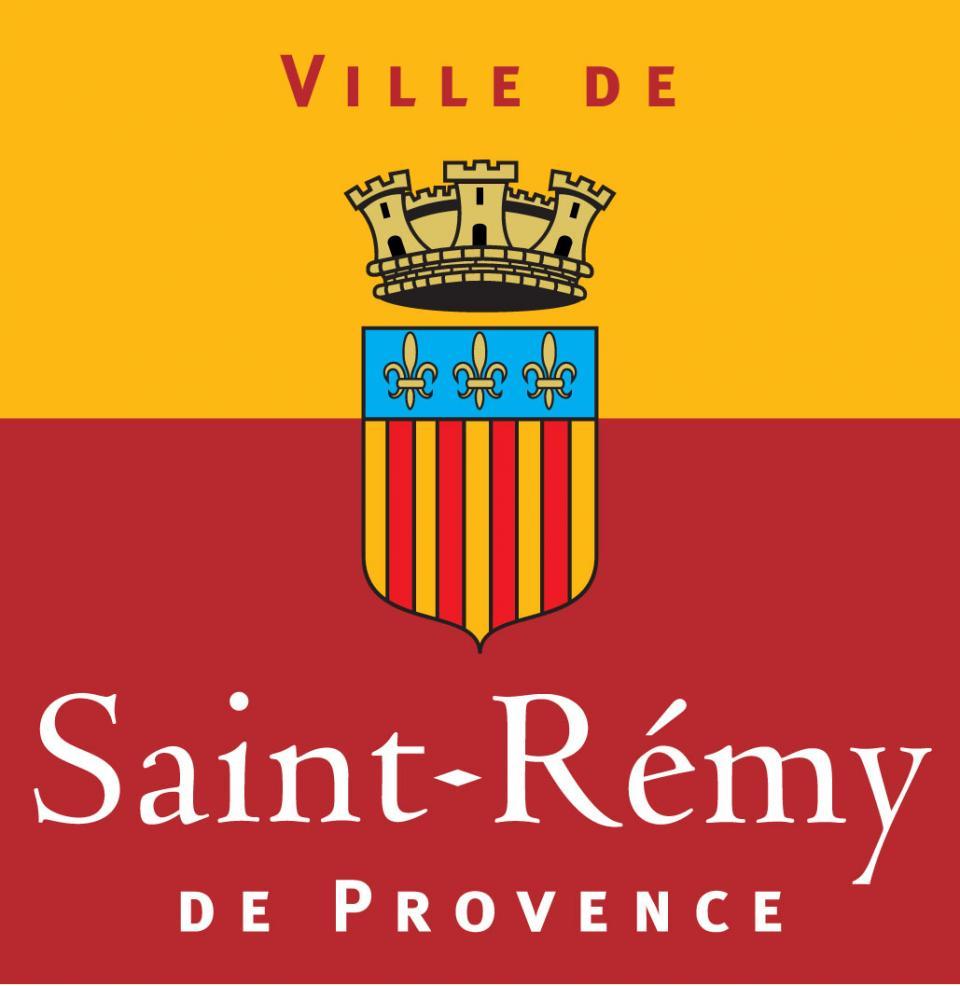 Logo ville de Saint-Rémy-de-Provence