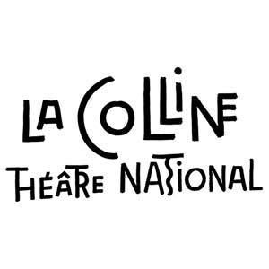 Logo Théâtre de la colline
