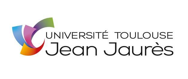 Logo Université Jean Jaurès Toulouse