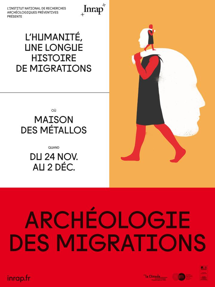 Expo Archéologie de migrations