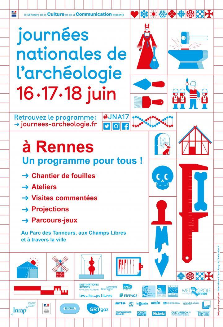 Affiche Rennes 2017