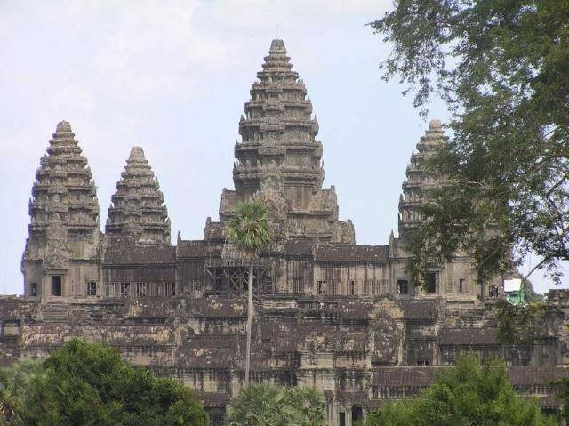 Angkor et les recherches françaises, Cambodge
