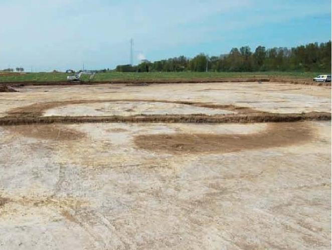 Un hameau néolithique et une nécropole de l'âge du Bronze