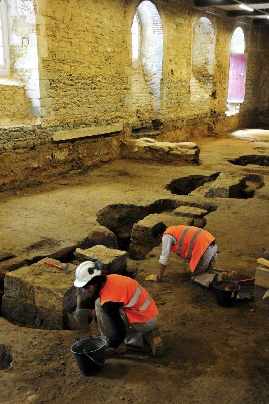 Que cachait donc le couvent des Jacobins de Rennes ?