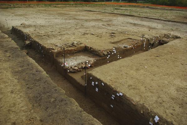 Un vaste et riche domaine gallo-romain à Noyon (Oise)