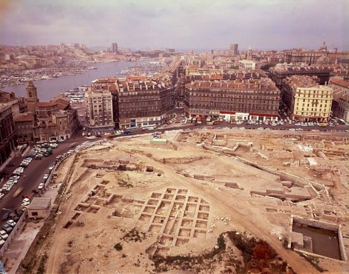 Marseille… ville ouverte