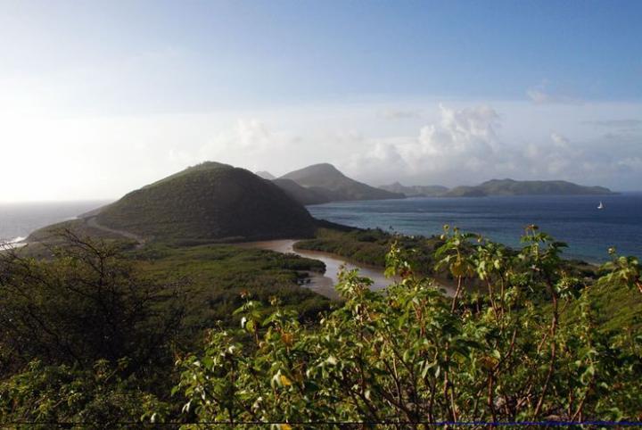 St-Kitts et Nevis (petites Antilles)