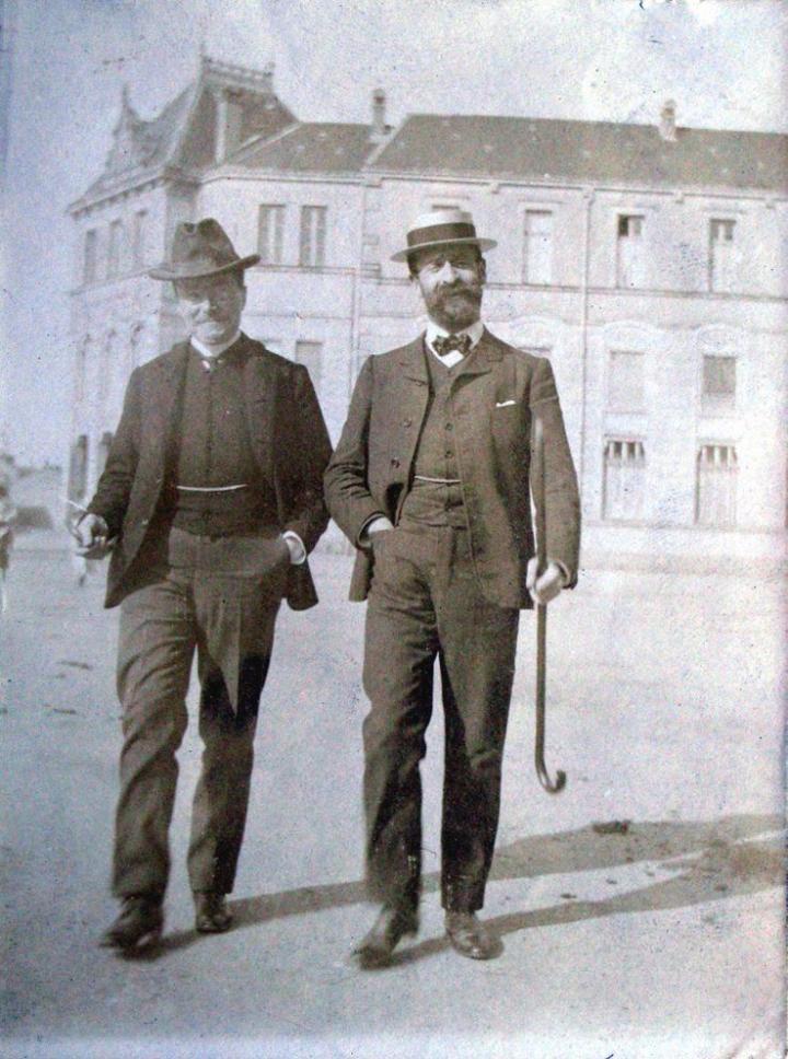 Henri Hubert et Marcel Mauss