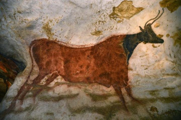 Peinture pariétale de Lascaux