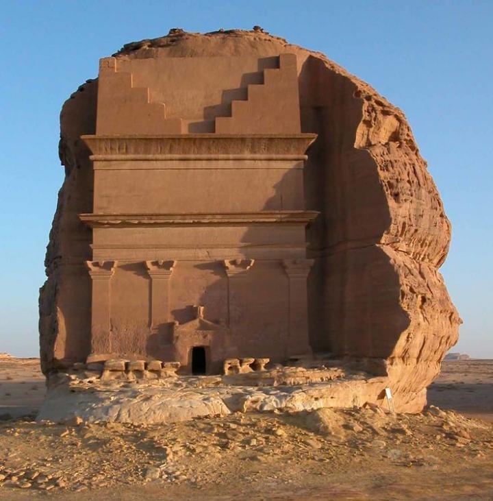 De Petra à Hegra...les nabatéens d'Arabie retrouvés