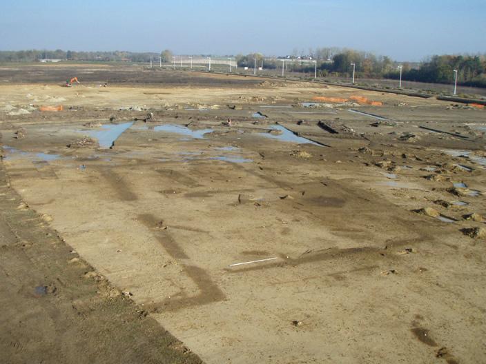 Un nouvel habitat du Néolithique ancien