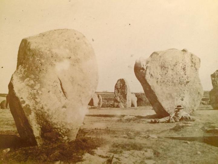 Carnac en 1906