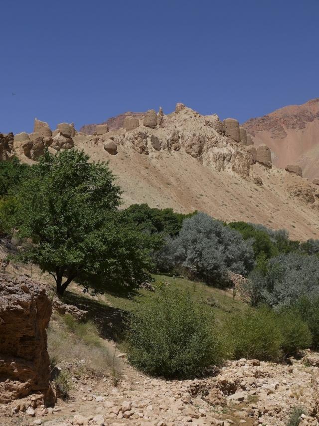 Des archéologues au coeur de l'Afghanistan