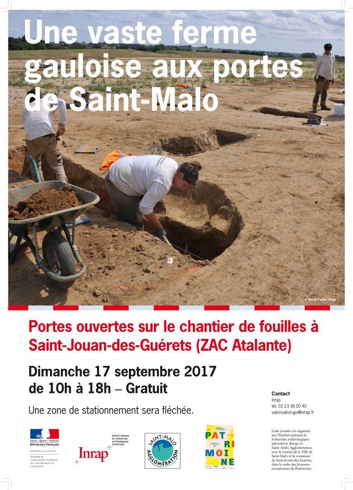 Affiche St Jouan des guerets